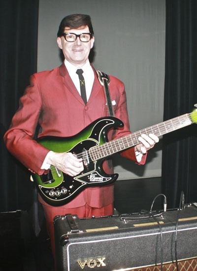 Burns Guitars London Players